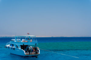 Tauchen in Hurghada am Riff