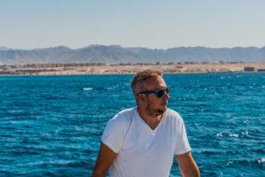 Schöner Tauchen mit Christopher im Roten Meer