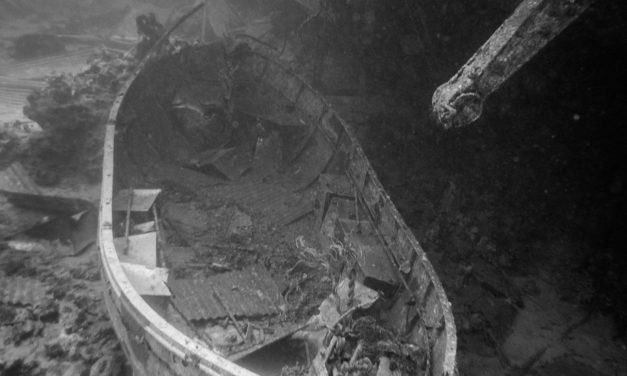 Wracktauchen – Friedhof gesunkener Giganten