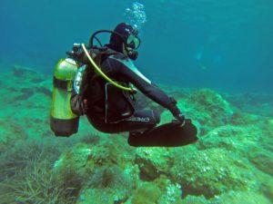 Ein BCD dient der Tarierung Unterwasser