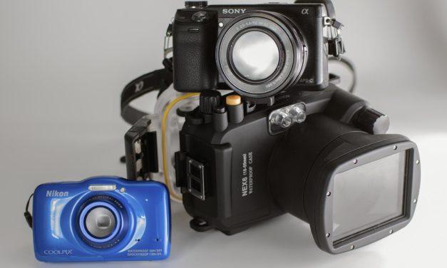 Unterwasserkamera – Videos & Bilder beim Tauchen
