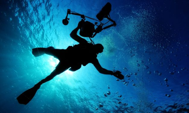Hemmoor tauchen – Unterwasser im Norden